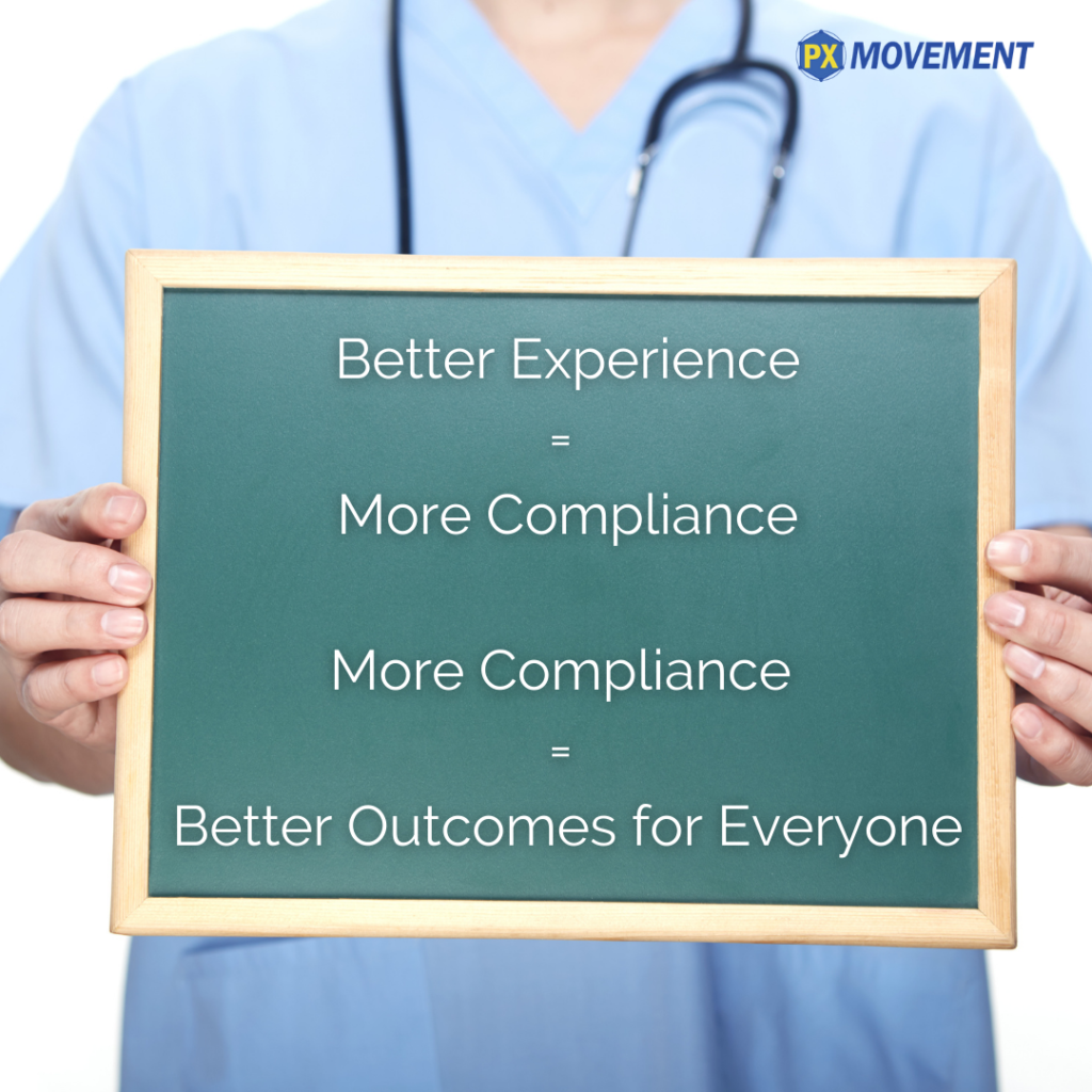 better experiences for patients