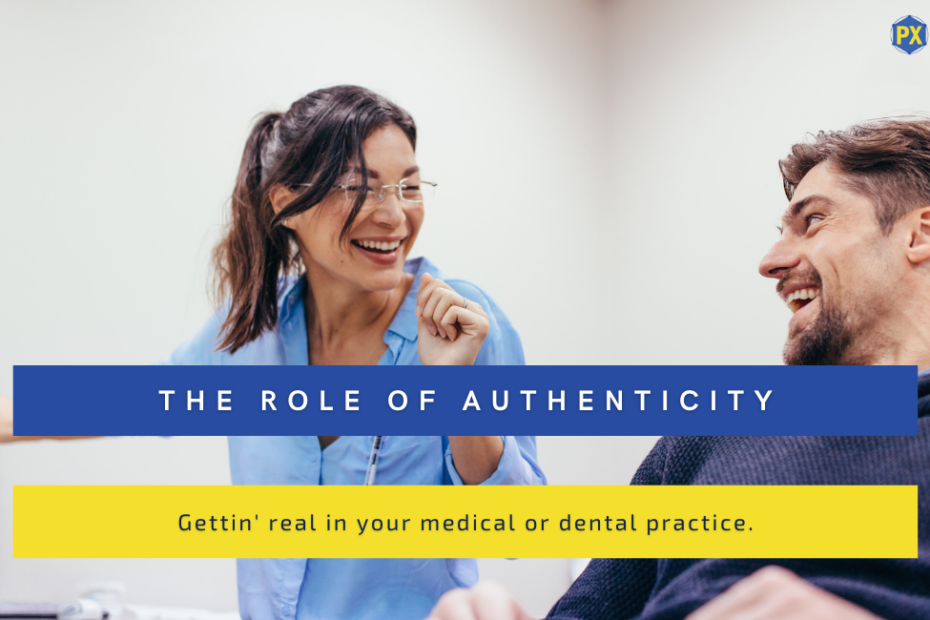 the role of authenticity