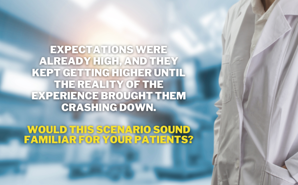 patient expectations